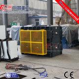 Дробилка крена дробилки 4 Китая для задавливать штуфы камней и трудные материалы