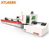 Heißer Saled Metallrohr CNC Laser-Scherblock, Faser-Laser-Ausschnitt-Maschine für Aluminium, Stahl, Metallgefäß