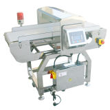 Metal detector industriale dell'alimento con lo schermo dell'affissione a cristalli liquidi