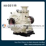 Pompe centrifuge horizontale lourde de boue de centrale