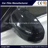 Высокий лоснистый автоматический обруч волокна углерода пленки 5D винила обруча волокна углерода