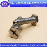 Mähdrescher-Laufwerk-Hexagon-Schrauben der Qualitäts-A2 A4