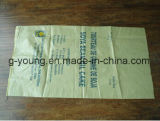 Sacchetto del Kraft della fabbrica di alta qualità per il cemento dell'imballaggio 50kg 30kg 25kg