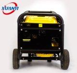 Generador silencioso de la gasolina del generador 2kw del voltímetro de Digitaces