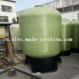 FRP Wasser erweicht Wasserbehandlung-Behälter des Druckbehälter-GRP