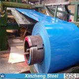 Vorgestrichenes galvanisiertes Stahlblech in den PPGI Ringen
