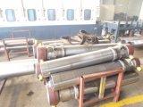 Cilindro hidráulico telescópico de vários estágios para reboque / basculante