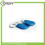 RFID ABS 13.56MHz programmierbares keytag FM11RM08 keychain mit Zugriffssteuerung
