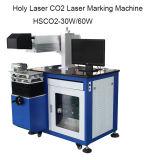 машина маркировки лазера СО2 30With60W для материала неметалла