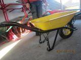 Tracteur à roues robustes avec une bonne qualité