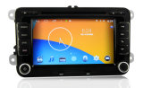 Android 4.4.4 System Car Audio per Volkswagen con il GPS 3G/WiFi Phonebook