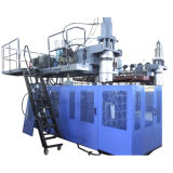 Máquina moldando plástica do sopro da extrusão do cilindro da máquina de molde do sopro do cilindro