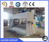 QC11K-20X3200 Guilhotina Hidráulica de ruptura da placa de metal e máquina de corte