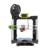 Economia de tempo! Sunrise Black Acrylic Fdm Desktop 3D Printer
