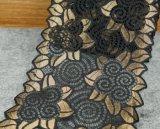 Mehrfache Farben-elastische Spitze der Qualitäts-18cm für Dekoration