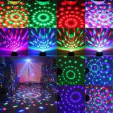der Kristallkugel-3W Licht Disco-des Stadiums-LED für Weihnachtsfest