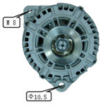 12V 130A Alternator per Hitachi Infiniti Lester 11120 Lr1130701