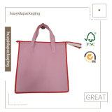 Custom печатных рекламных брелоки хлопка сумки