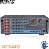 Padrão do som do amplificador de potência 120 watts