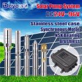 China hochwertiger Gleichstrom-Solarwasser-Pumpen-Systems-Preis mit Controller