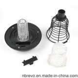 Lámpara ULTRAVIOLETA accionada solar del asesino del mosquito del jardín del LED (RS500)