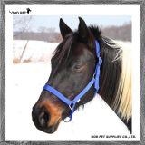 Suministros equina caballo Nylon liso Halter