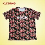 T-shirts de coutume de T-shirts&Small MOQ des hommes de vente de T-Shirts&Hot d'impression de sublimation