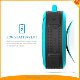 El mini altavoz sin hilos de la ducha de Bluetooth, manos libera