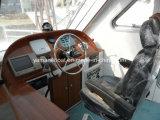 17mの乗客のタクシーの川船