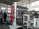 Scheda di drenaggio del PE dell'HDPE/linea di produzione di plastica dell'espulsore strato della piastrina