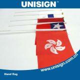 Bandierina della mano di Unisign (UHF-1)