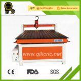 La fábrica suministra la máquina del CNC de la carpintería de 2 pistas rotatorio (QL-1212)