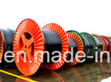 Câble flexible engainé par caoutchouc de mine de cuivre