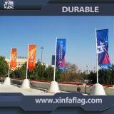 高品質の国旗か広告のフラグおよびハングのフラグ
