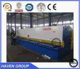 QC11Y-12X9000 Máquina de corte e corte de chapa de aço