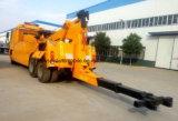 Carro resistente del retiro de la barricada del camión de auxilio 26t de Sinotruk