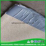 Membrane imperméable à l'eau auto-adhésive de HDPE Pré-Appliqué (non-asphalte)