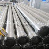 Filtro per pozzi continuo dell'acqua della scanalatura dell'acciaio inossidabile