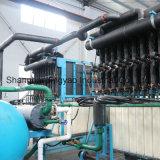 Bloc de glace industriel de bonne qualité faisant la machine (usine de Changhaï)