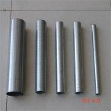 Tubi d'acciaio galvanizzati laminati a caldo con ERW senza giunte rotondo
