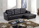 余暇のイタリアの革ソファーの家具(759)