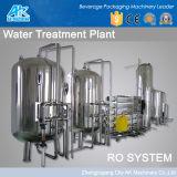 Planta bebendo do tratamento da água (AK)