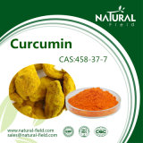 Pó CAS do Curcumin do extrato da curcuma: 29883-15-6