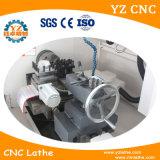 Kleine CNC-Drehbank Mini-CNC-Drehbank-Maschine