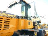 Chargeur de position de la machine 1.7cbm de construction avec le contrôle hydraulique