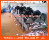 Máquina de secado para productos de bolsas