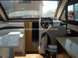 31FTのガラス繊維の小屋の贅沢のヨット