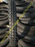 Neumático caliente de la motocicleta de Asia Sur-Oriental de la alta calidad hacia fuera