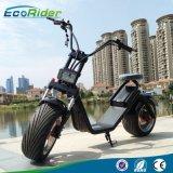 1200W 무브러시 모터 60V 12ah 전기 스쿠터 Harley 스쿠터