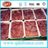 Foie de poulet gelé de Halal avec la qualité
